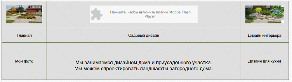 использование Adobe Flash Player