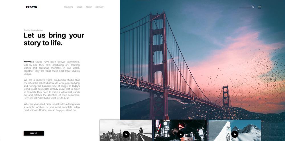 эстетика сайта