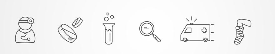 линейные иконки