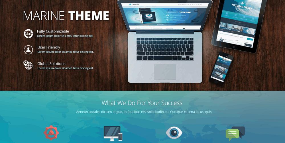 дизайн-макет сайта