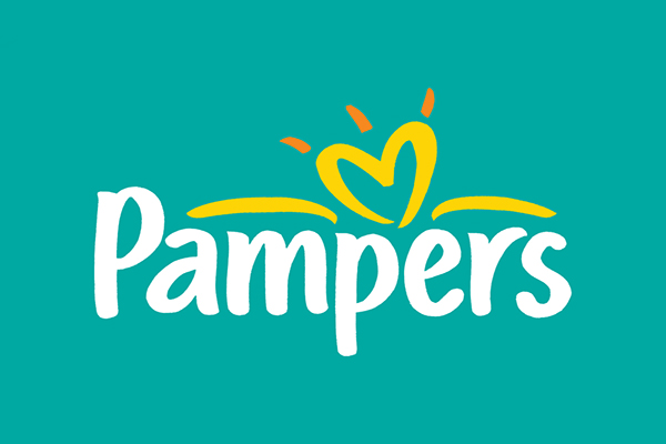 лого Pampers