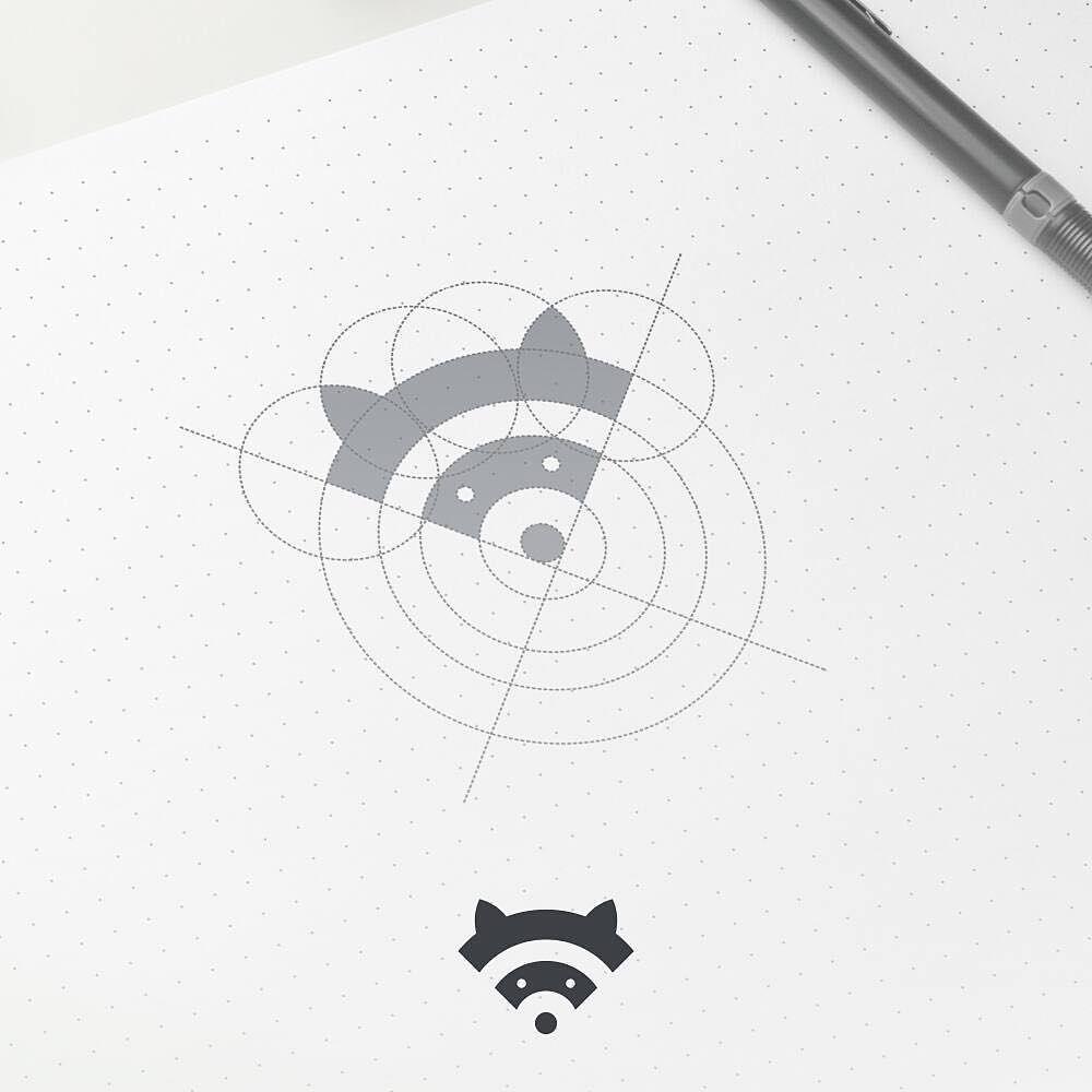 Логотип в минималистичном стиле