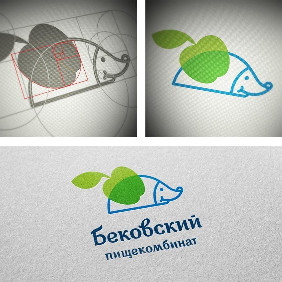 Логотип Бековского пищекомбината