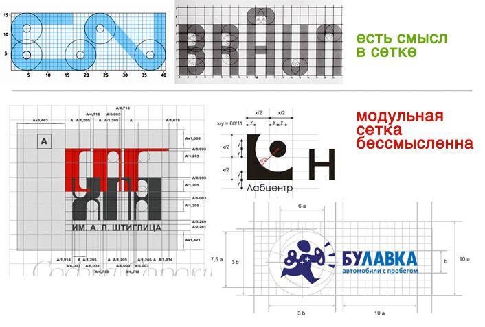 Логотипы примеры